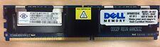(10 pack, 20GBs total) Dell 2GB 2Rx8 PC2-5300F-555 DDR2 ECC RAM