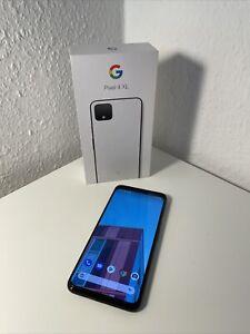 Google Pixel 4 XL G020P - 64GB - Clearly White (Ohne Simlock) (Einzel-SIM) B612