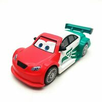 Disney Pixar Cars 2 Racers Memo Rojas Jr. Mexico 1:55 Diecast Model Toy Car