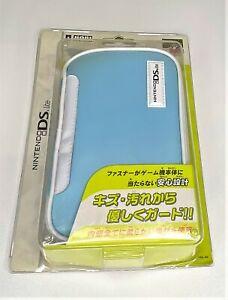 HORI NINTENDO DS LITE COMPACT POUCH [LIGHT BLUE] BRAND NEW!!