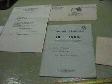 UNIVERSITY  OF CALIFORNIA  BLUE  BOOK  1927  REP. KENNETH  KEATING  LETTER HEAD