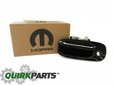 09-10 DODGE CHARGER CHRYSLER 300 FRONT DRIVER EXTERIOR DOOR HANDLE NEW MOPAR