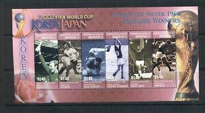 Dominica #2441 (2003 World Cup sheetr) VFMNH  CV $5.50