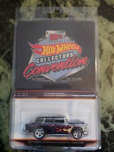 Hot Wheels 28th Annual Collectors Convention Classic Nomad #1711/2000