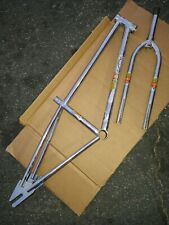 Rare Vintage Old School Bmx Badd and Company 24in Frame and Fork. Cook Bros. Bmx
