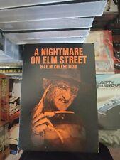 Nightmare on Elm Street Collection (DVD, 2010, 8-Disc Set) NEW + slip  new