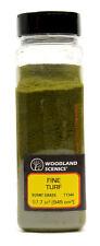 785-1344 - WOODLAND SCENICS-t1344-Fine Turf-Burnt Grass (erba di bruciato)