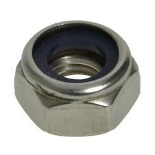 Qty 1000 Hex Nyloc Nut M10 (10mm) Marine Grade Stainless Steel SS 316 A4 70 Lock