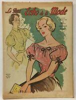 Le Petit Echo de la Mode N° 27 - 2 juillet 1950 - Ancien Magazine Français