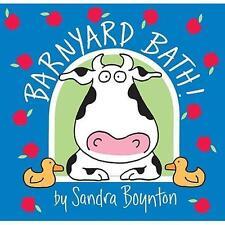 Barnyard Bath: By Boynton, Sandra