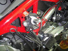 DUCATi 1098 848 1198 SILENCER EXUP VALVE OFF RACING