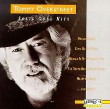 Overstreet, Tommy : Solid Gold Hits CD