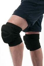 VOLLEYBALL  Knee Pads/Guards Black Senior- Smash