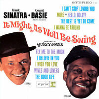 It Might As Well Be Swing CD (1998)
