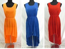 6 dresses wholesale sexy clothing lady's high-low dresses-US SELLER