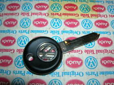 Vw Rabbit Jetta Caddy Pickup VW Logo STEEL Key Blank