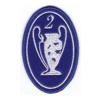 [Patch] CHAMPIONS LEAGUE numero 2 replica cm 5 x 7,5 toppa ricamata ricamo -184