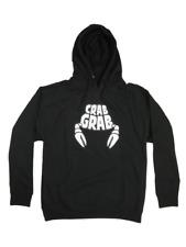 Crab Grab Classic Hoodie - Men's - Medium, Black