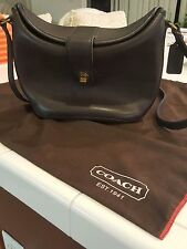 VINTAGE D5G-9948 APRIL 1995 COACH PURSE BAG made in the US ALL LEATHER