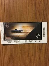 New York Yankees v Toronto Blue Jays 7/5/17 Aaron Judge Joe DiMaggio Ticket Mint