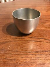 Vintage ~ Stieff Pewter~  P50 ~ Jefferson Cup ~  ATC -  Engraved ~