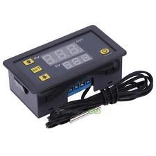LCD Digital Temperature Controller Thermostat 12V Universal Relais de contrôle
