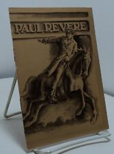 Paul Revere - John Hancock Insurance Company - advertising booklet