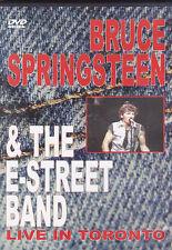 Bruce Springsteen-Live In Toronto music DVD