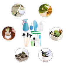 14Pcs/Set Gardening Tool Mini Succulent Plant Transplanting Bonsai Growing Kit