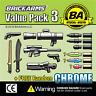 Brickarms Value Pack 3 - para Lego Bnip