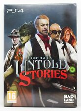 LOVECRAFT'S UNTOLD STORIES - PLAYSTATION 4 PS4 PLAY STATION 4 - PAL - NUEVO