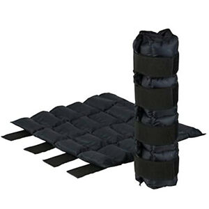 C--JBL Horze Horse Pro Cooling Therapy Ice Wrap Pair Jet Black