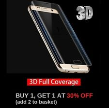 Full 3D Curved TPU Film Screen Protector For Samsung Galaxy J7 2017