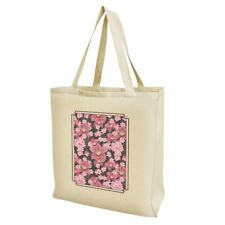 Beautiful Orchids Grocery Travel Reusable Tote Bag