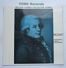 GGC 4033 - A MOZART CONCERT - MACKERRAS Pro Arte Orchestra - Ex Con LP Record