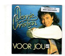 (AO713) Dennie Christian, Voor Jou - 1998 CD