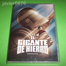 EL GIGANTE DE HIERRO DVD NUEVO Y PRECINTADO
