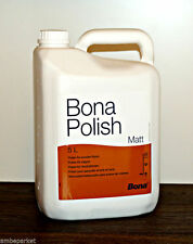 BONA Polish matt 5L Parkettpolish Pflegemittel Parkettpflege