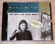 Maria McKee ‎– You Gotta Sin To Get Saved (1993) NEU !! CD, Rock, Folk, Country