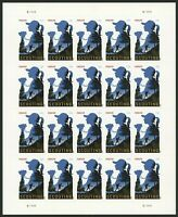Scouting Sheet of Twenty Forever Stamps Scott 4691