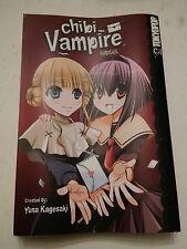 000 Chibi Vampire Airmail Anime Book Manga Paperback Tokyopop