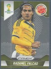 PANINI PRIZM 2014 WORLD CUP- #053-COLOMBIA & MANCHESTER UNITED-RADAMEL FALCAO