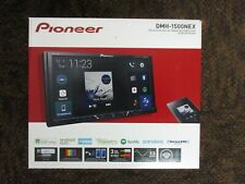 """NEW PIONEER DMH-1500NEX 2 DIN 7"""" TOUCHSCREEN MEDIA PLAYER CARPLAY ANDROID AUTO"""