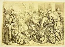 Odysée d'Ulysse Théodore Van Thulden 1633 d'ap le Primatice Odyssey of Ulysse 55