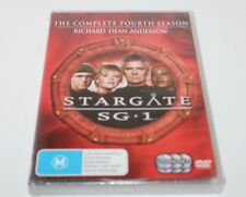 Stargate SG.1 Season 4 DVD 2007 6-Disc Set Brand New Sealed