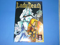 Lady Death, Nr. 2 , neu ,selten, top !!!