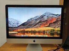iMac 27' A1312 I5 2,7 Ghz RAM 16 GB DDR3 HD 1TB