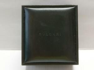 Bvlgari Black Empty Box Small Earrings Box (BX002)
