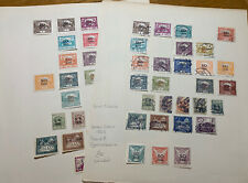 Czechoslovakia & Poland Stamps - Used & Mint - Eastern Silesia SO 1920 Overprint
