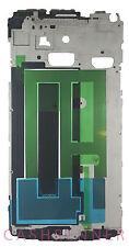 Vordere Rahmen Gehäuse LCD Frame Housing Cover Display Samsung Galaxy Note 4